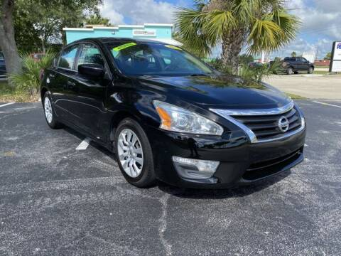 2013 Nissan Altima for sale at Palm Bay Motors in Palm Bay FL
