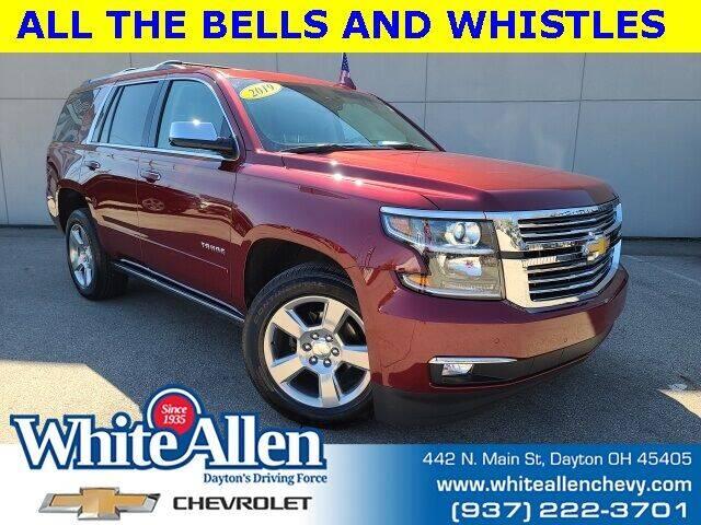White Allen Chevrolet In Dayton Oh Carsforsale Com