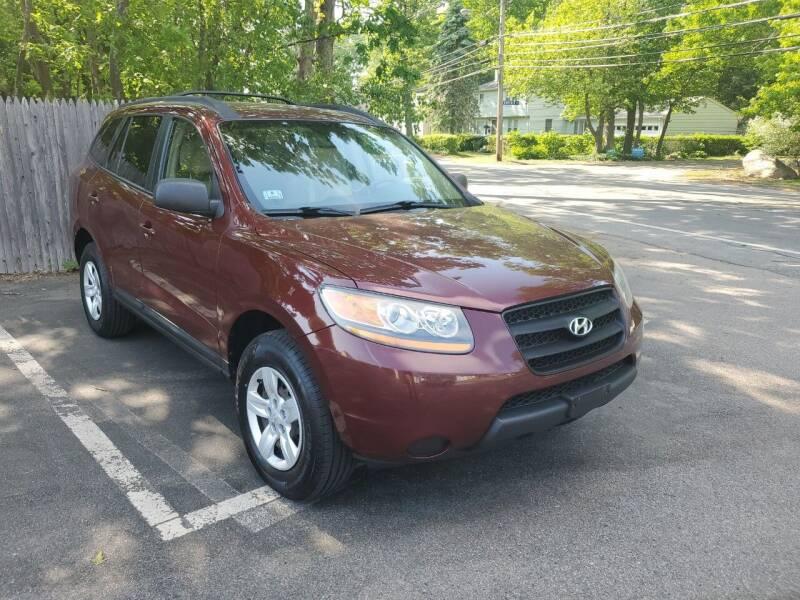 2009 Hyundai Santa Fe for sale at Suburban Auto Technicians LLC in Walpole MA
