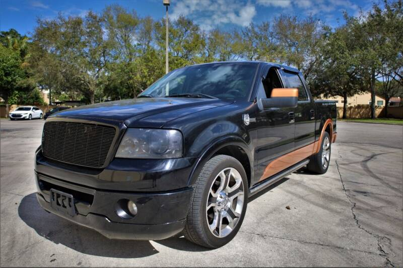 2008 Ford F-150 for sale at Easy Deal Auto Brokers in Hollywood FL