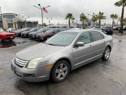 2008 Ford Fusion for sale at Okaidi Auto Sales in Sacramento CA