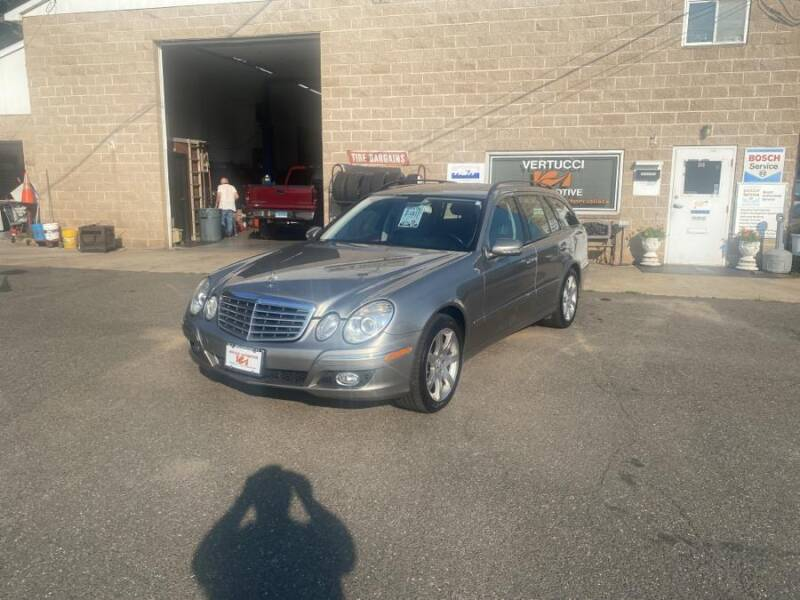 2008 Mercedes-Benz E-Class for sale at Vertucci Automotive Inc in Wallingford CT