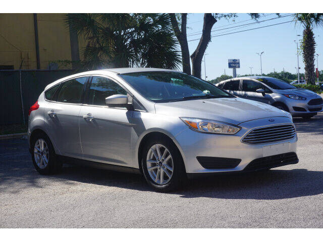 2018 Ford Focus for sale at Winter Park Auto Mall in Orlando FL