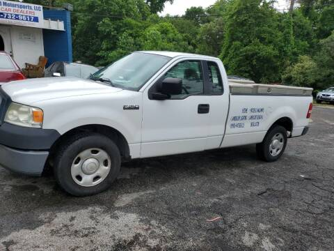 2006 Ford F-150 for sale at Moreland Motorsports in Conley GA