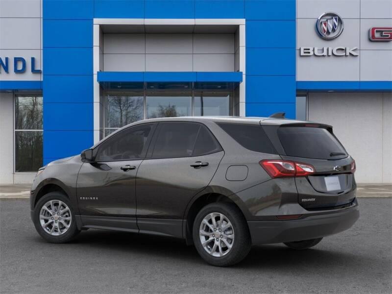 2020 Chevrolet Equinox 4x4 LS 4dr SUV w/1LS - Aitkin MN