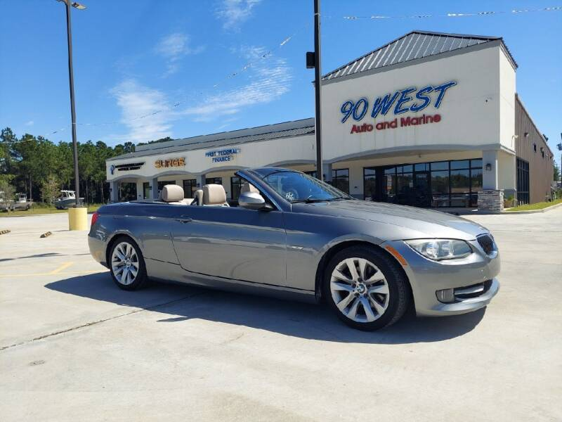 2011 BMW 3 Series for sale at 90 West Auto & Marine Inc in Mobile AL