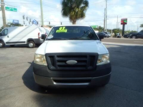 2007 Ford F-150 for sale at Florida Suncoast Auto Brokers in Palm Harbor FL