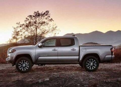 2020 Toyota Tacoma for sale at Diamante Leasing in Brooklyn NY