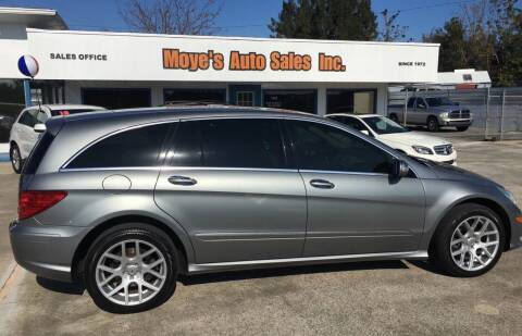 2010 Mercedes-Benz R-Class for sale at Moye's Auto Sales Inc. in Leesburg FL