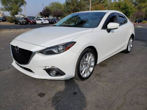 2016 Mazda MAZDA3 for sale at Matador Motors in Sacramento CA