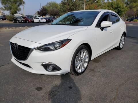 2016 Mazda MAZDA3 for sale at Matador Motors in Sacramento CA