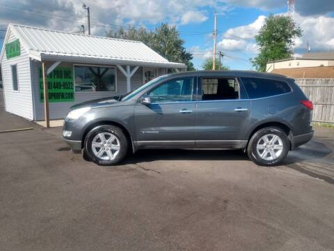 2009 Chevrolet Traverse for sale at Auto Pro Inc in Fort Wayne IN