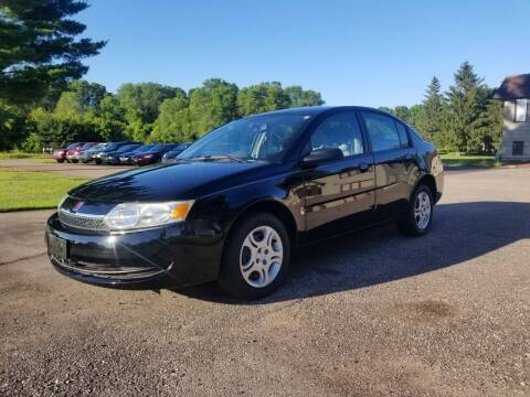 2004 Saturn Ion for sale at Shores Auto in Lakeland Shores MN