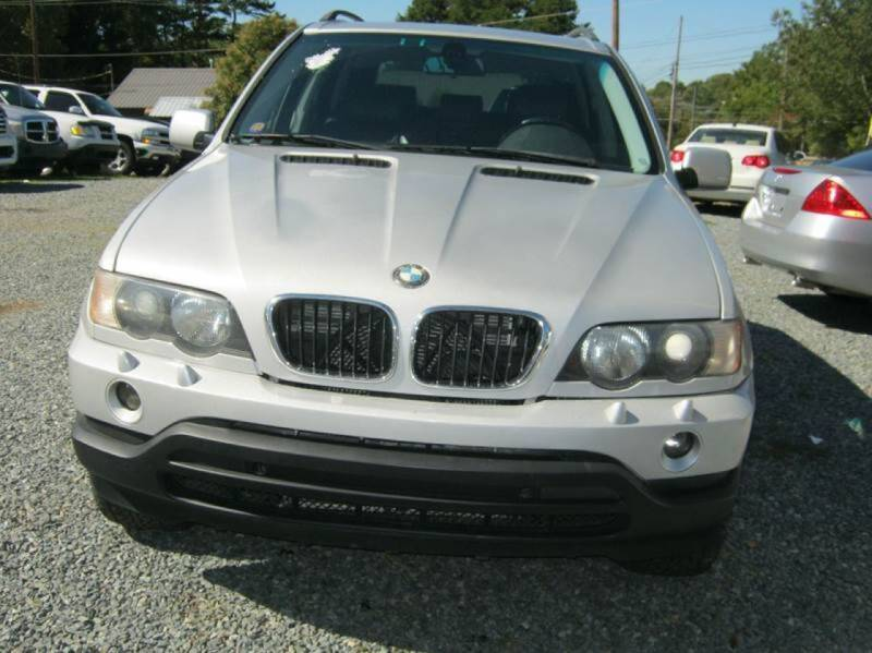 2000 BMW X5 for sale at Speed Auto Inc in Charlotte NC