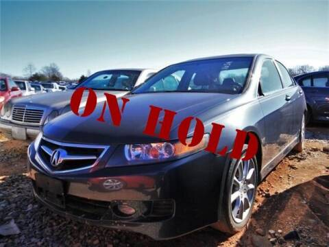 2008 Acura TSX for sale at East Coast Auto Source Inc. in Bedford VA