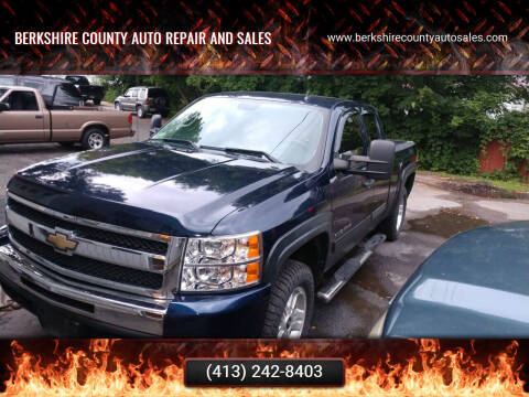 2010 Chevrolet Silverado 1500 for sale at Berkshire County Auto Repair and Sales in Pittsfield MA