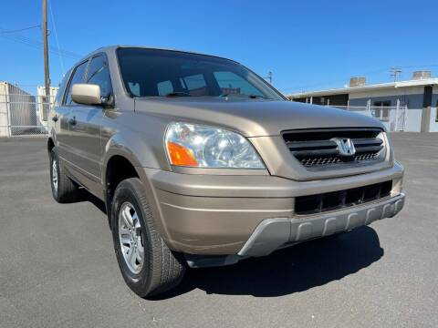 2004 Honda Pilot for sale at Approved Autos in Sacramento CA