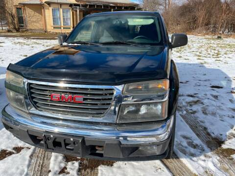 2004 GMC Canyon for sale at Richard C Peck Auto Sales in Wellsville NY