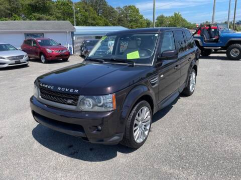 2011 Land Rover Range Rover Sport for sale at U FIRST AUTO SALES LLC in East Wareham MA
