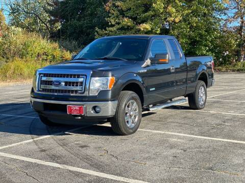 2013 Ford F-150 for sale at Hillcrest Motors in Derry NH