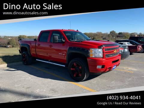 2013 Chevrolet Silverado 2500HD for sale at Dino Auto Sales in Omaha NE