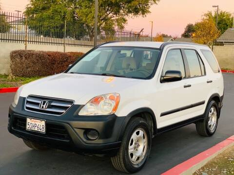 2006 Honda CR-V for sale at United Star Motors in Sacramento CA