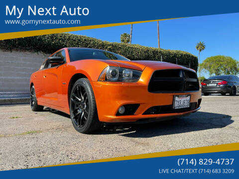 2011 Dodge Charger for sale at My Next Auto in Anaheim CA