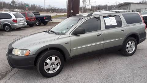 2006 Volvo XC70 for sale at BBC Motors INC in Fenton MO