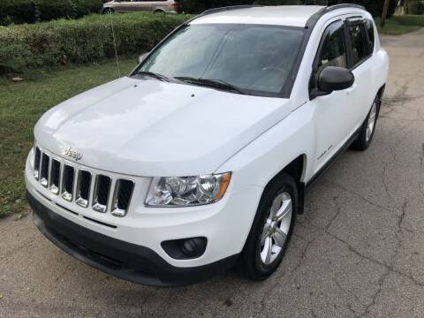 2011 Jeep Compass for sale at Urban Motors llc. in Columbus OH
