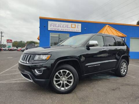 2015 Jeep Grand Cherokee for sale at AUTOLOT in Bristol PA