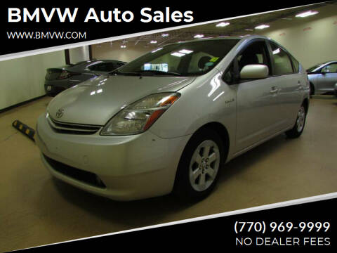 2007 Toyota Prius for sale at BMVW Auto Sales - Hybrids in Union City GA