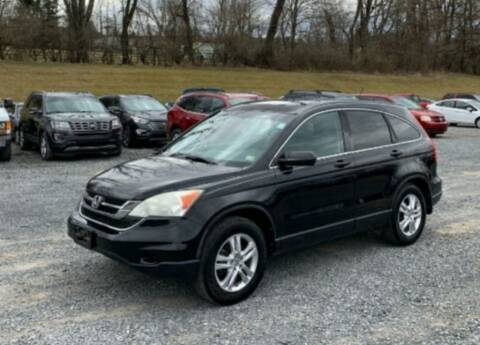 2010 Honda CR-V for sale at BSA Pre-Owned Autos LLC in Hinton WV