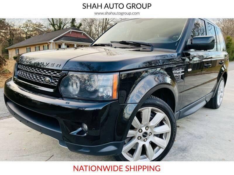 2012 Land Rover Range Rover Sport for sale at E-Z Auto Finance - E-Biz Auto in Marietta GA