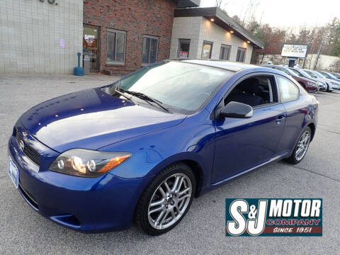 2008 Scion tC for sale at S & J Motor Co Inc. in Merrimack NH