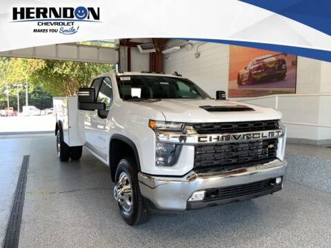 2022 Chevrolet Silverado 3500HD for sale at Herndon Chevrolet in Lexington SC