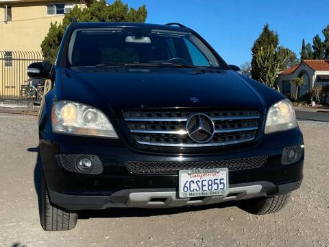 2007 Mercedes-Benz M-Class for sale at Paykan Auto Sales Inc in San Diego CA
