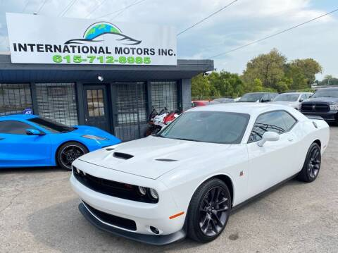 2020 Dodge Challenger for sale at International Motors Inc. in Nashville TN