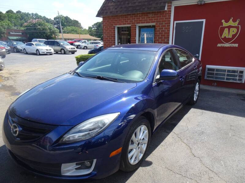 2011 Mazda MAZDA6 for sale at AP Automotive in Cary NC