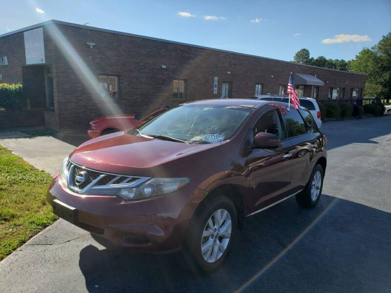 2011 Nissan Murano for sale at ARA Auto Sales in Winston-Salem NC