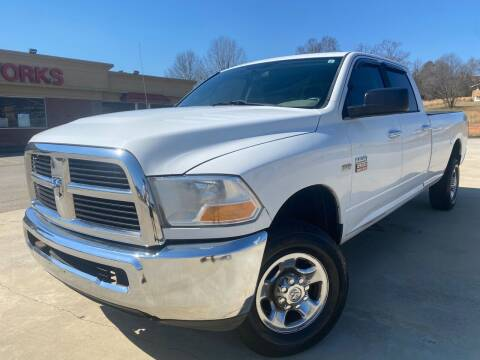 2012 RAM Ram Pickup 2500 for sale at Gwinnett Luxury Motors in Buford GA