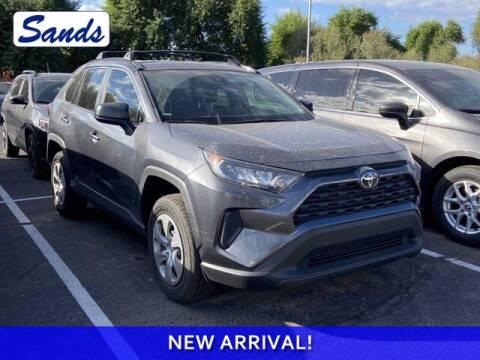2020 Toyota RAV4 for sale at Sands Chevrolet in Surprise AZ