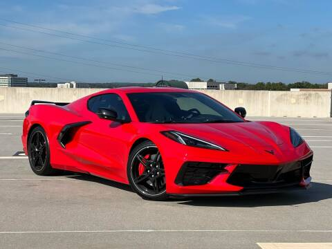 2020 Chevrolet Corvette for sale at Car Match in Temple Hills MD