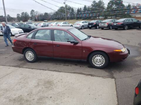2002 Saturn L-Series for sale at Rum River Auto Sales in Cambridge MN