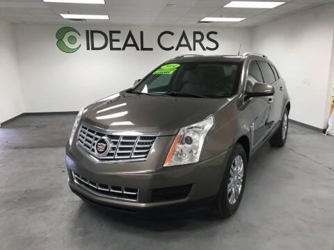 2014 Cadillac SRX for sale at Ideal Cars in Mesa AZ