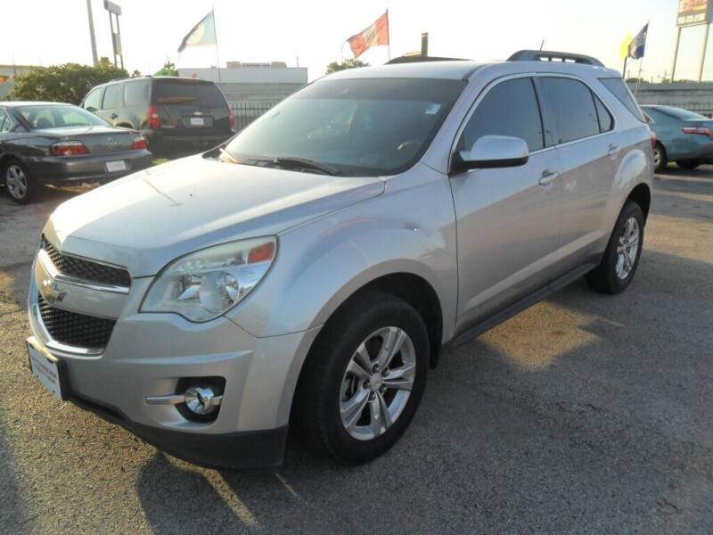 2014 Chevrolet Equinox for sale at Talisman Motor City in Houston TX