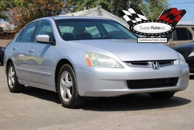 2005 Honda Accord for sale in Salt Lake City, UT