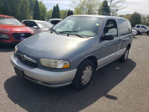 2000 Mercury Villager for sale at CRS 1 LLC in Lakewood NJ