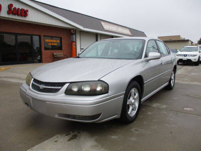 2005 Chevrolet Impala for sale at Eden's Auto Sales in Valley Center KS