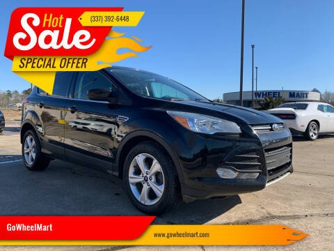 2016 Ford Escape for sale at GOWHEELMART in Available In LA