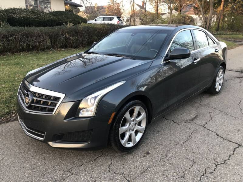 2014 Cadillac ATS for sale at Urban Motors llc. in Columbus OH